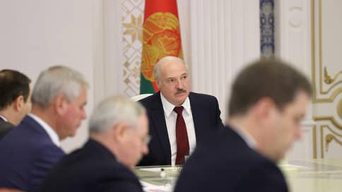 Лукашенко поручил навести порядок в Минске и «не превращать его в кладбище»