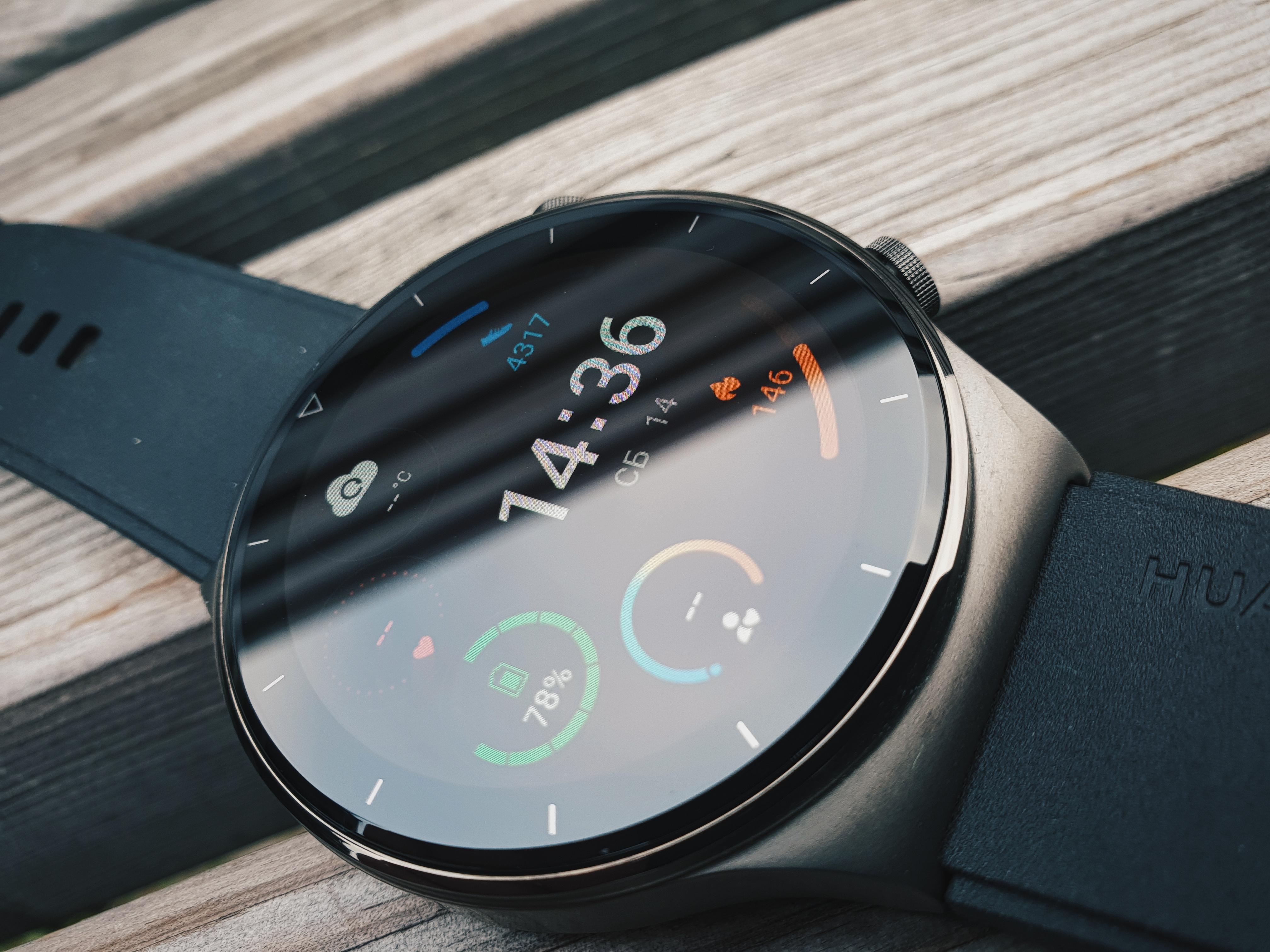 Обзор Huawei Watch GT2 Pro: две недели без подзарядки и это не предел
