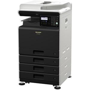 Цветное лазерное МФУ Sharp BP-20C20EU формата А3: бюджетная модель «3 в 1» с широким набором опций