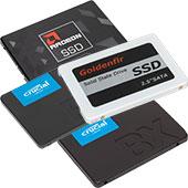 Четыре бюджетных SSD на контроллерах Silicon Motion с терабайтом TLC- и QLC-памяти: блеск и нищета борьбы за низкую цену любой ценой