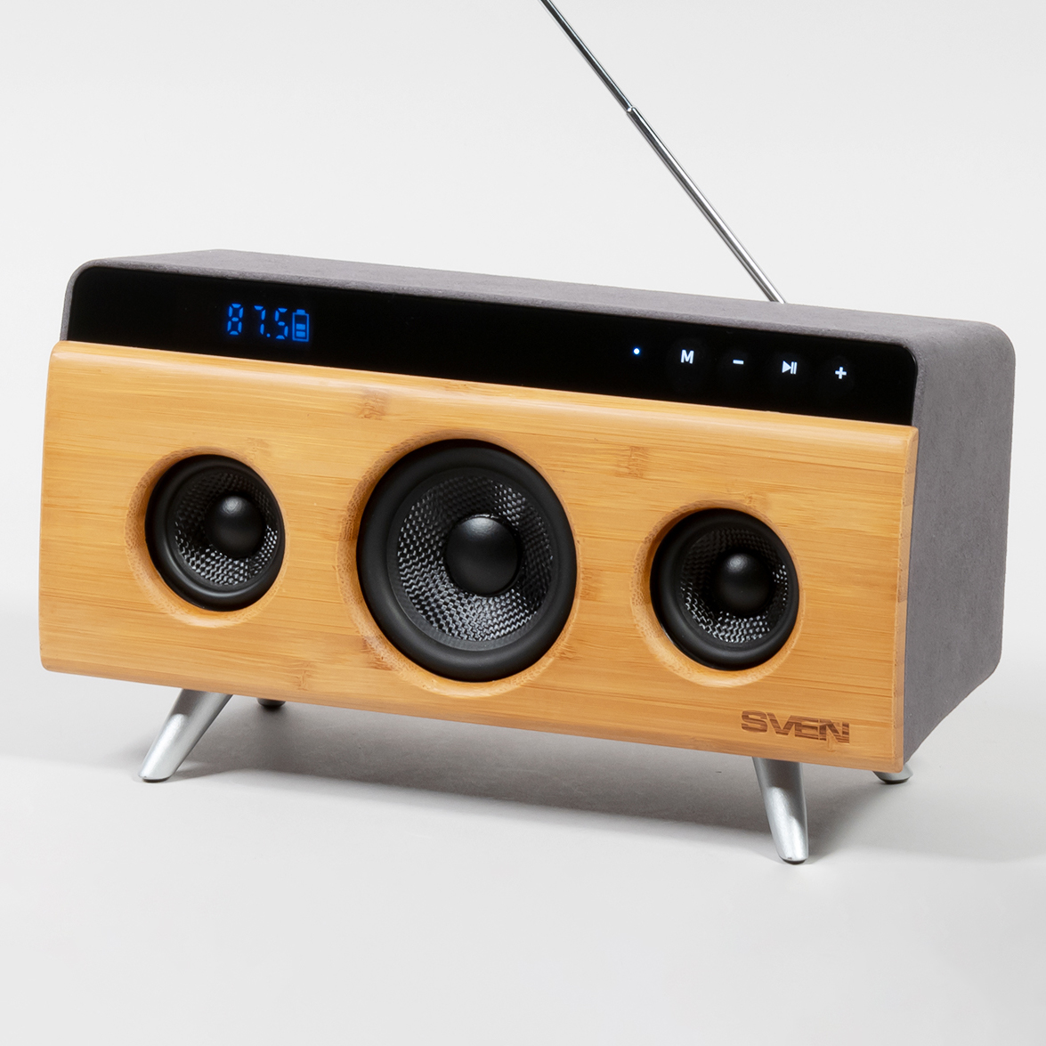 Домашняя аудиосистема Sven HA-930: компактное решение, способное украсить интерьер