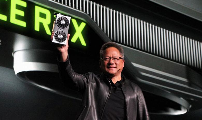 Видеокарты Nvidia дешевеют