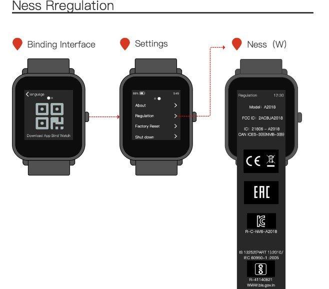 Доступные часы Amazfit GTS 2 Mini готовы к выходу