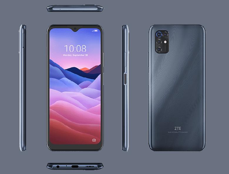 ZTE привезла в Россию новый смартфон-долгожитель с NFC, цена временно занижена