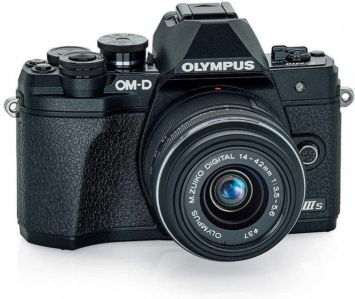 Начат прием предварительных заказов на камеру Olympus OM-D E-M10 Mark IIIs