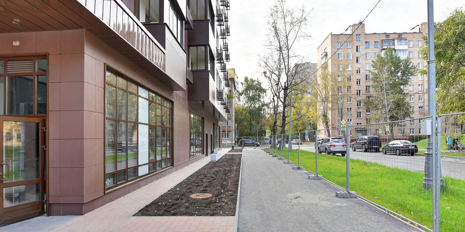 Дом по программе реновации ввели в эксплуатацию в 5-м Рощинском проезде