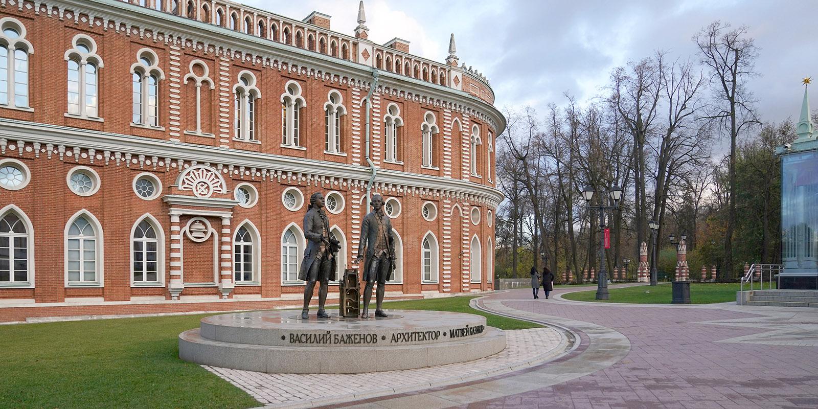 Кряквы, картины и история создания «Царицына»: новые видеоэкскурсии проекта #Москвастобой