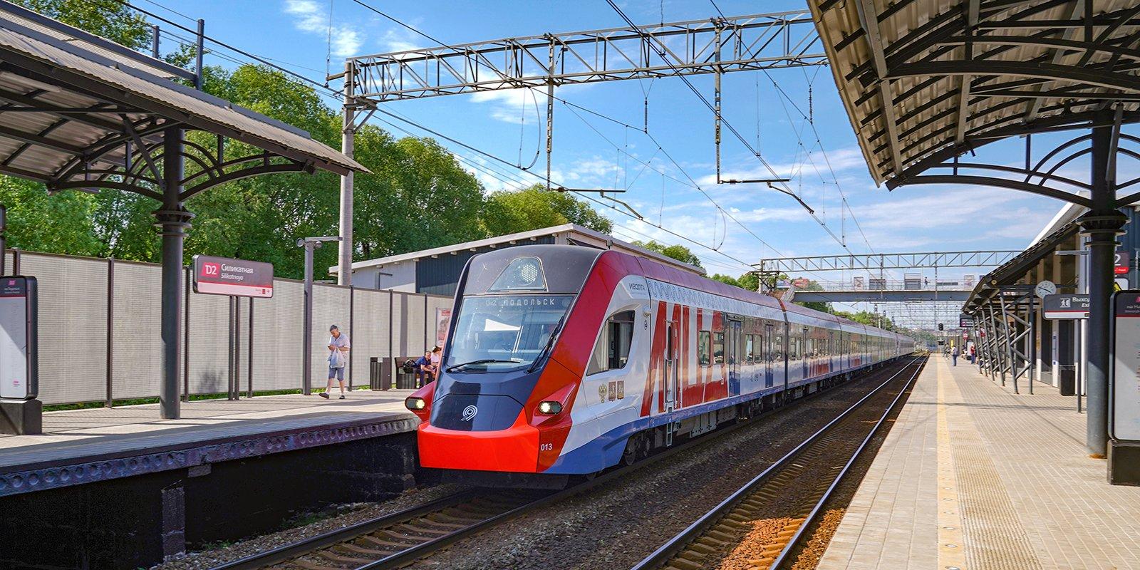Сергей Собянин поздравил железнодорожников с профессиональным праздником