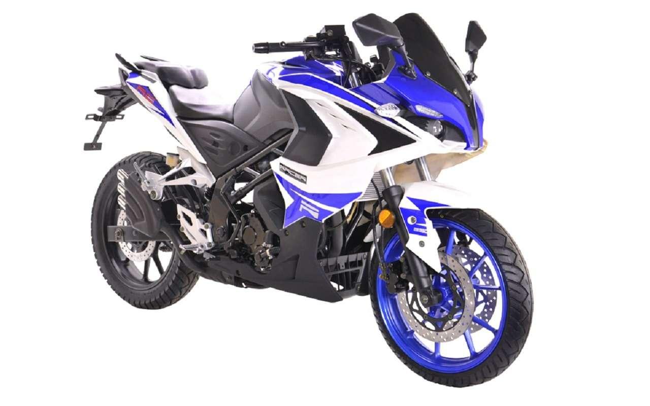 Самые популярные мотоциклы весны: это отечественный Racer