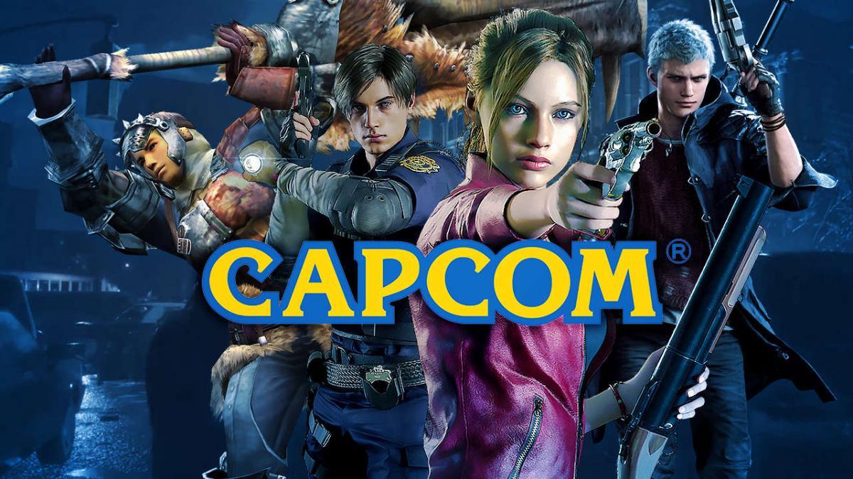 Из-за взлома Capcom произошла утечка данных 350 000 человек