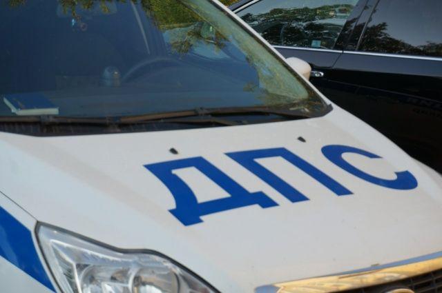 В Алма-Ате пьяный водитель насмерть сбил двух полицейских