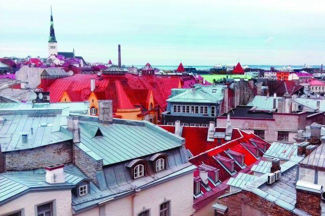 Эстония продлила запрет на полёты за границу