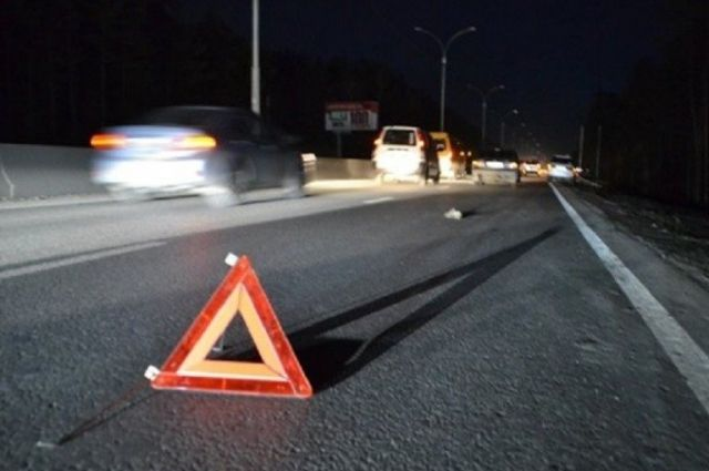 Мотоциклиста госпитализировали после ДТП в Брянске