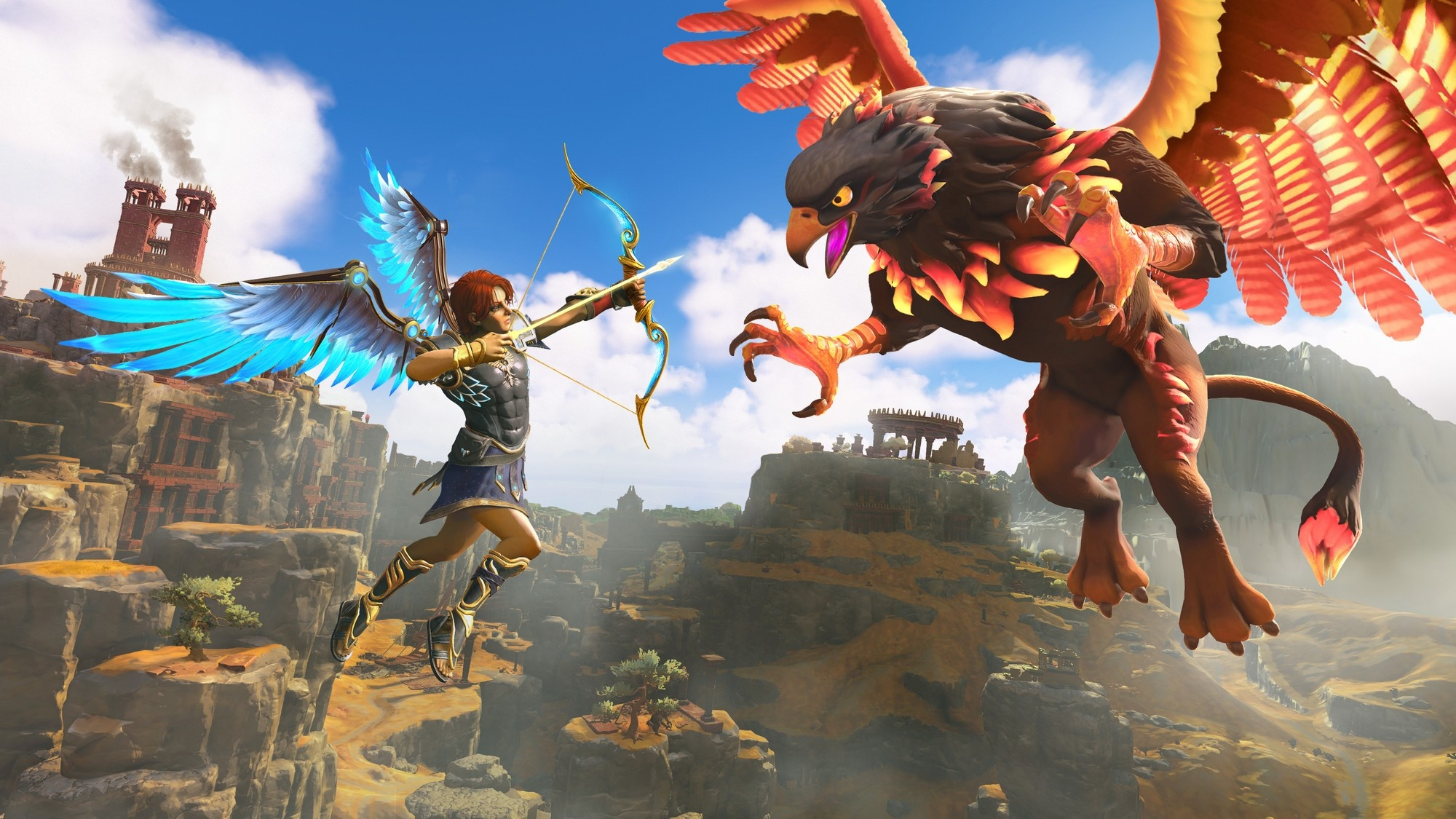 Ubisoft была вынуждена сменить название Gods & Monsters из-за жалобы производителя энергетиков
