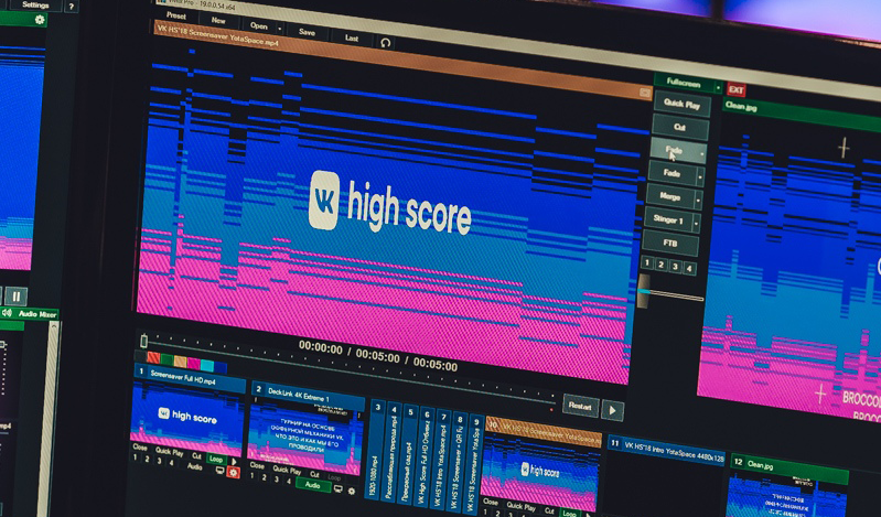 Анонсирована VK High Score. В этот раз она пройдет онлайн