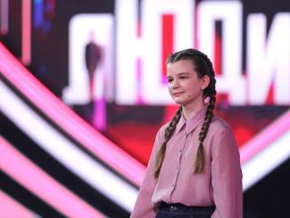 В седьмом выпуске 'Удивительных людей' победила Мария Шаболтаева