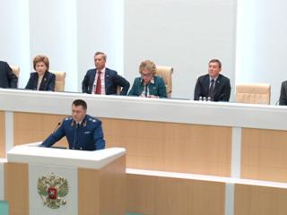 Генпрокурор: показания на Меня дали региональные чиновники