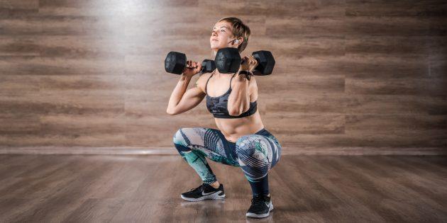 Мощная 20-минутная тренировка, которая заменит час в спортзале