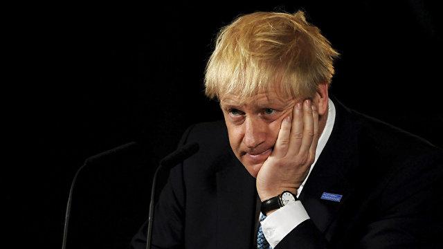 News Thump (Великобритания): после первой же бессонной ночи с новорожденным сыном Борис Джонсон моментально отменил карантин