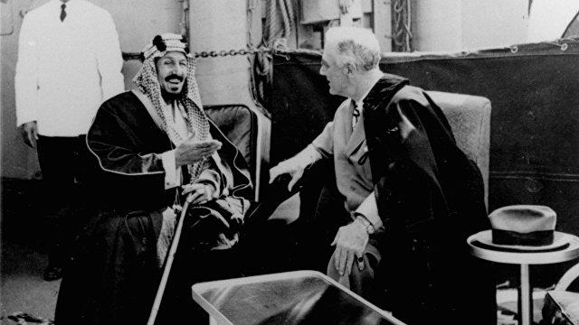 Союз с 1945 года: нефтяной кризис угрожает детищу Рузвельта и Абдул-Азиза (Rai Al Youm, Великобритания)