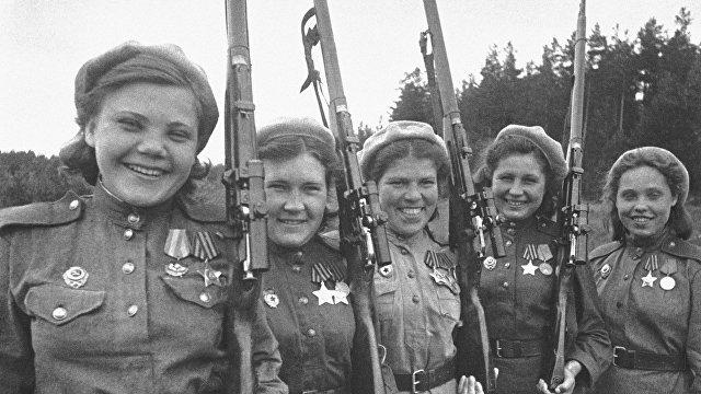 Warfare History Network (США): Роза Шанина и советские женщины-снайперы во время Второй мировой войны. Вторая часть