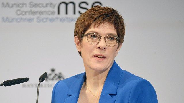 ФРГ присягает на верность США: почему это озвучила «наследница Меркель» и почему сейчас?
