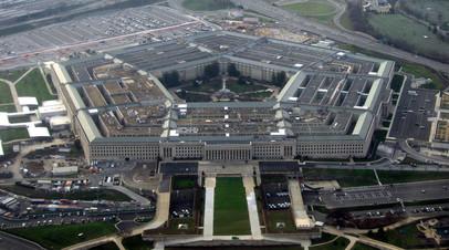 В Пентагоне оценили сообщения о «сговоре» России и талибов