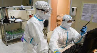 За сутки в России умерли 185 пациентов с коронавирусом