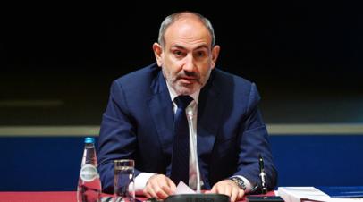 Пашинян объяснил, почему не обсуждалось решение по Карабаху