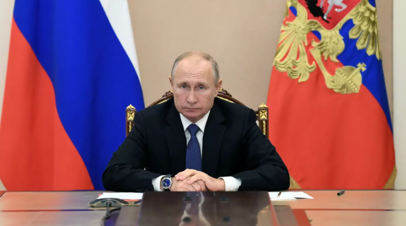 Путин прокомментировал внутриполитическую ситуацию в Армении