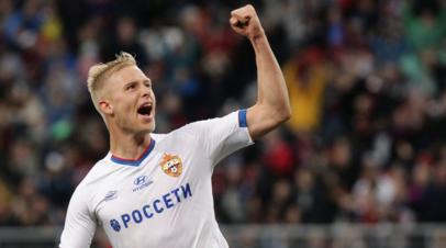 Магнуссон рассказал о знании английского языка среди российских футболистов ЦСКА