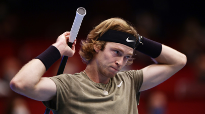 Тарпищев ожидает, что Рублёв сыграет лучше в следующих матчах Итогового турнира ATP
