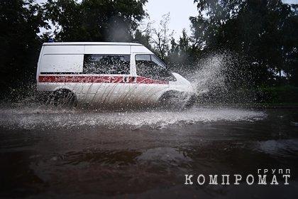 Три человека пострадали в результате аварии спортивного самолета в Калининграде