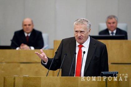 Жириновский призвал Лукашенко сняться с выборов