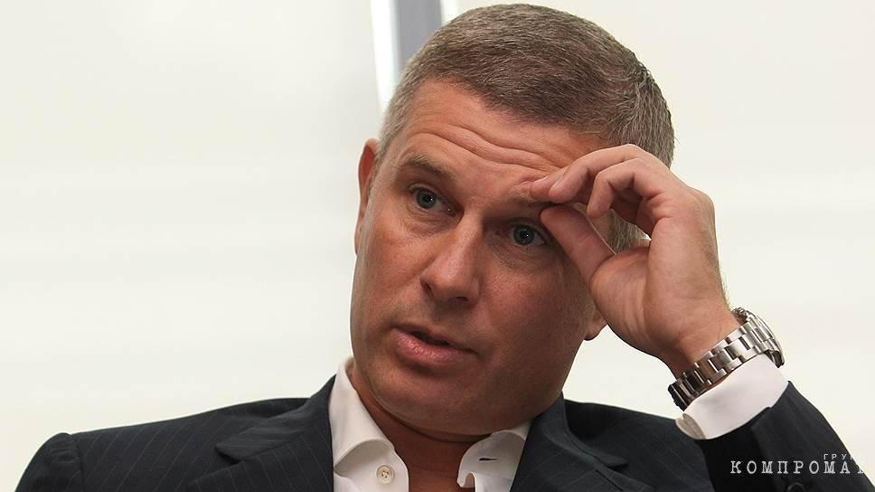 Девелопер Писарев стал партнером 'Винни-Пуха'?