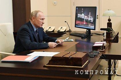В Кремле рассказали о скучающем по живому общению Путине
