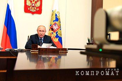 Путин объяснил невмешательство России в войну в Карабахе