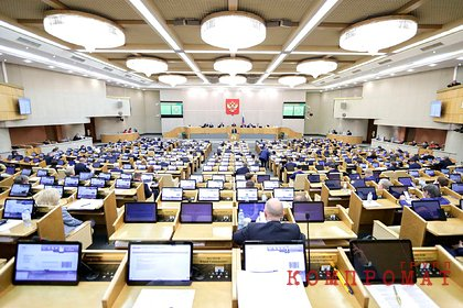 Законопроект о гарантиях бывшему президенту России прошел первое чтение
