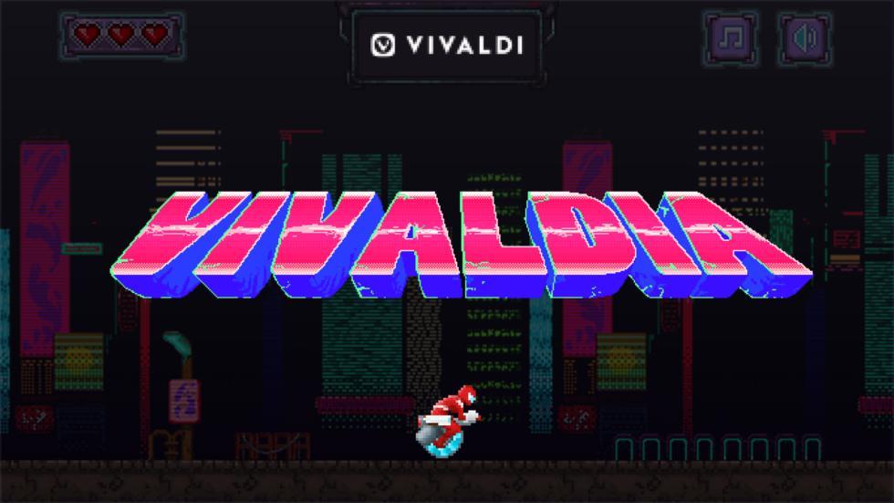 Браузер Vivaldi обновился: пополнился возможностями и даже игрой