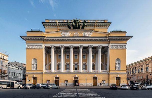 Открытие театров в Петербурге может затянуться до сентября