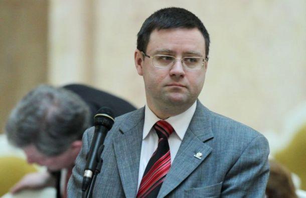 Экс-депутата ЗакСа Кобринского обвинили в домогательствах с элементами БДСМ