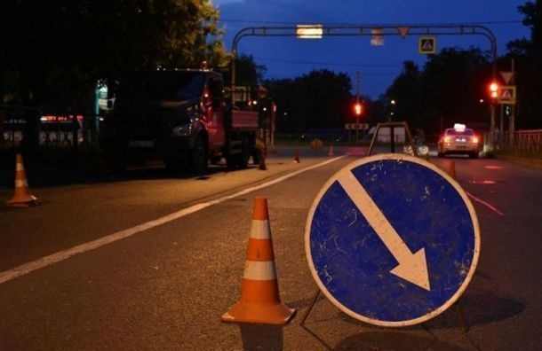 Водителей предупредили о полном перекрытии движения на трассе М-10