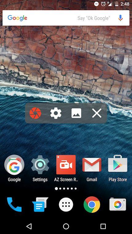 Как записать видео с экрана смартфона: Android и iOS