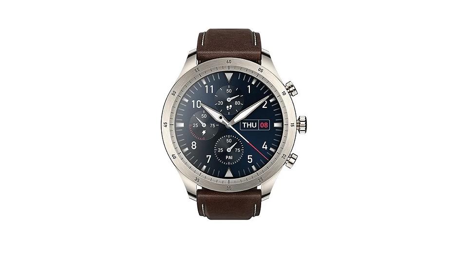 Huami презентовала премиальные умные часы Zepp Z