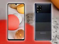 Samsung Galaxy A42 5G выпущен в самой топовой модификации
