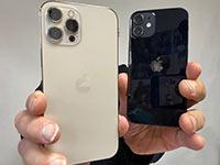 Опубликовано видео разборки iPhone 12 Mini