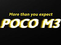 24 ноября будет официально представлен смартфон POCO M3