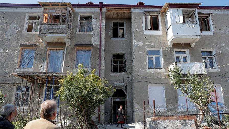 Минобороны РФ заявило о прибытии еще свыше 500 беженцев в Степанакерт