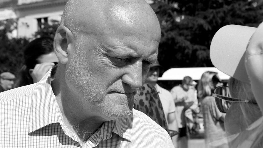 Мэр Ялты Иван Имгрунт скончался от COVID-19