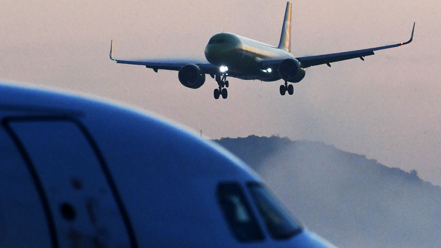 Авиасообщение Россия - Киргизия будет осуществляться только один раз в неделю